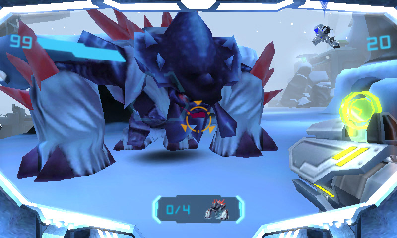 Image result for metroid prime federation force