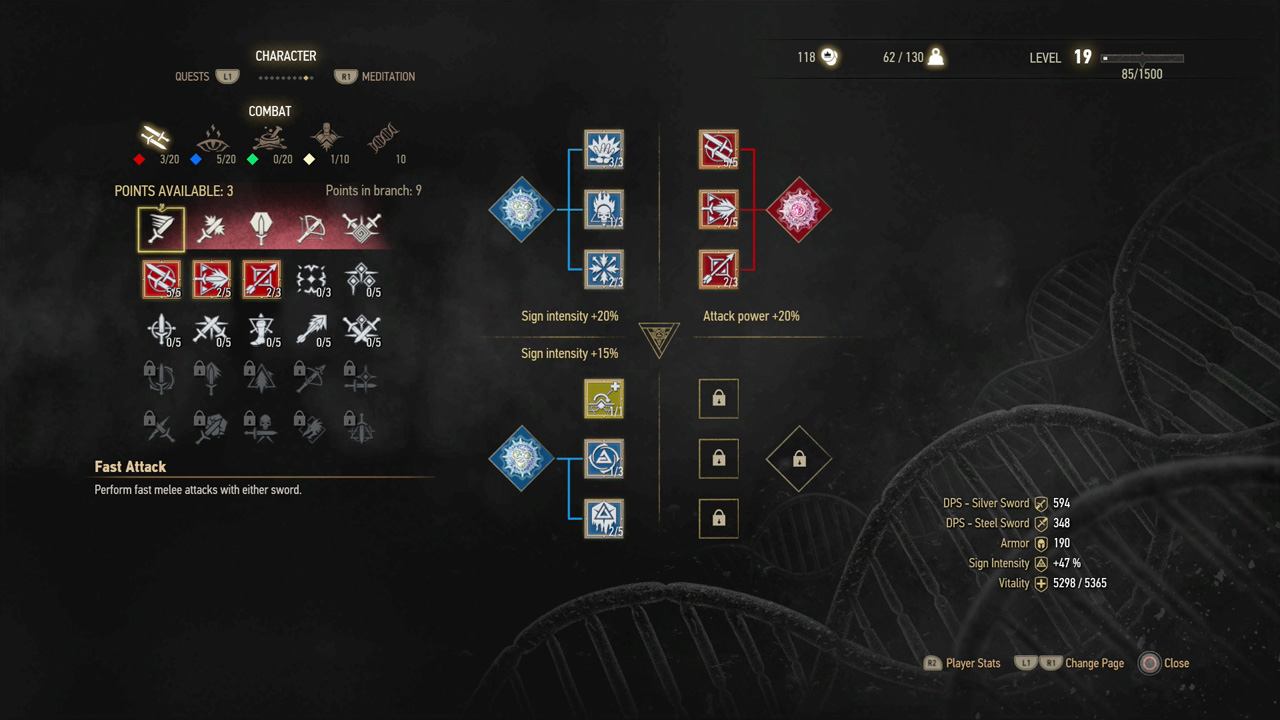 Witcher  Where To Craft Mutagens
