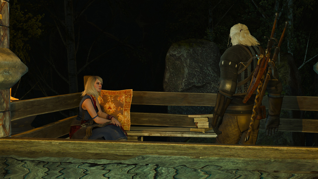 triss and geralt relationship witcher 3 family matters