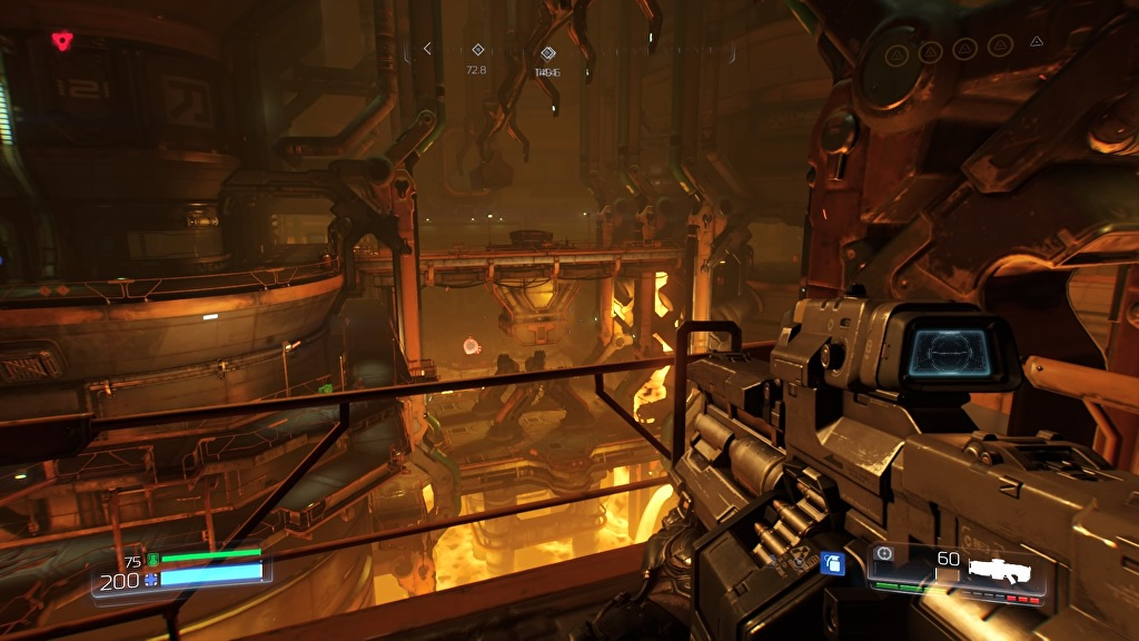 a review about doom Metacritic game reviews, doom for pc, there is no taking cover or stopping to regenerate health in campaign mode as you beat back hell's raging demon hordes combine your ar.