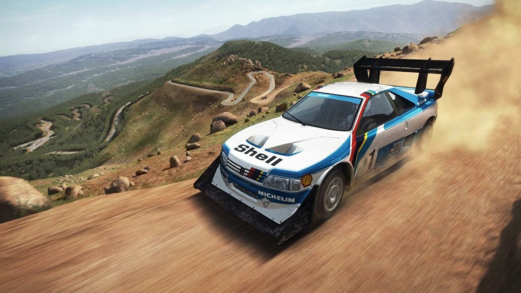dirt rally ps4 review hardcore racer usgamer. Black Bedroom Furniture Sets. Home Design Ideas