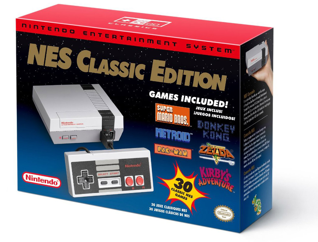 nes classic edition f a q update new stock coming in. Black Bedroom Furniture Sets. Home Design Ideas