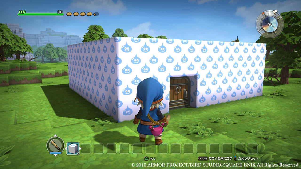 Dragon Quest Builders Playstation 4 Review Fables Of The