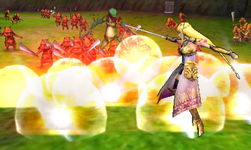 Is Hyrule Warriors Legends Worth Owning That S A Big Maybe Usgamer