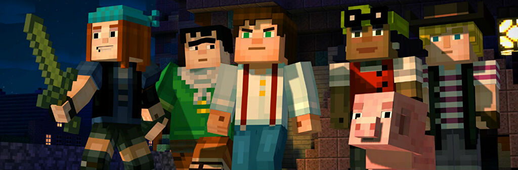 Minecraft Story Mode Is Getting More Episodes Which Is Great News For Young Adventure Fans Usgamer