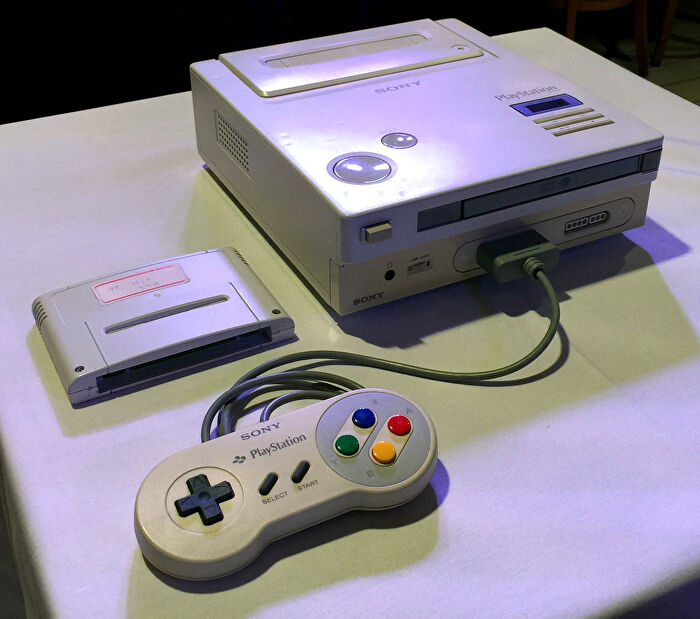 """Some Thoughts About the """"Nintendo PlayStation"""" 