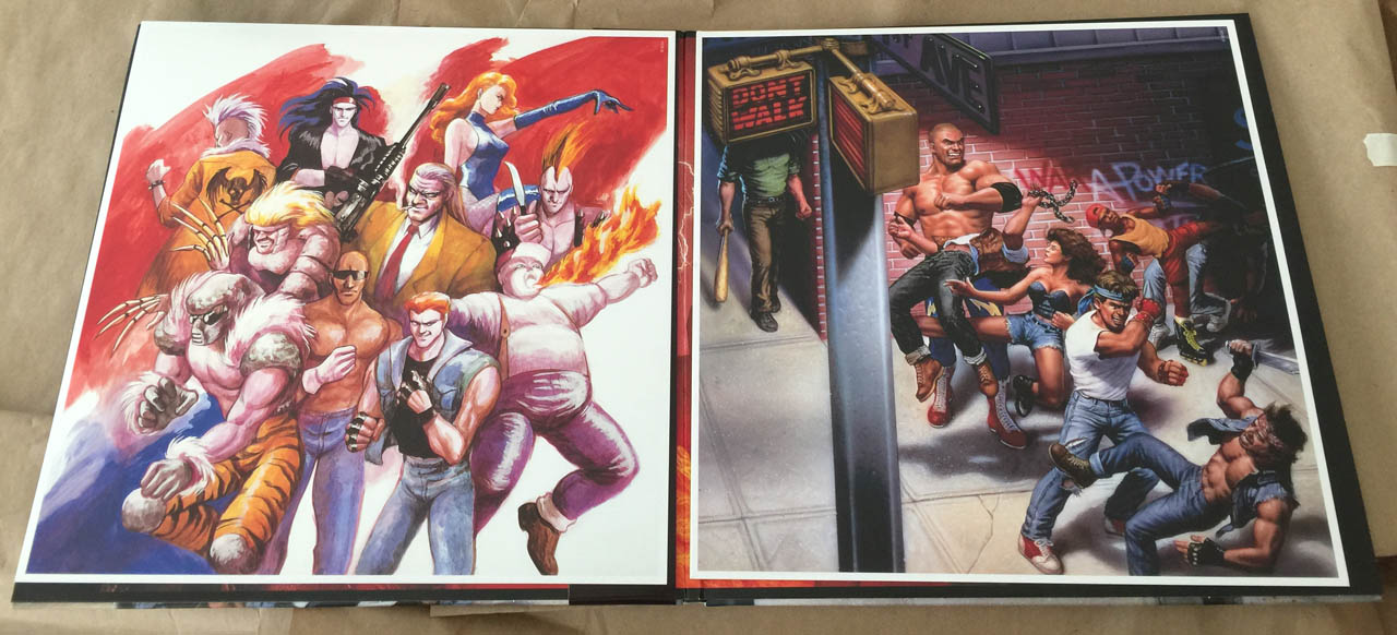 Streets Of Rage Ii 2lp Soundtrack Review In The Beat Of