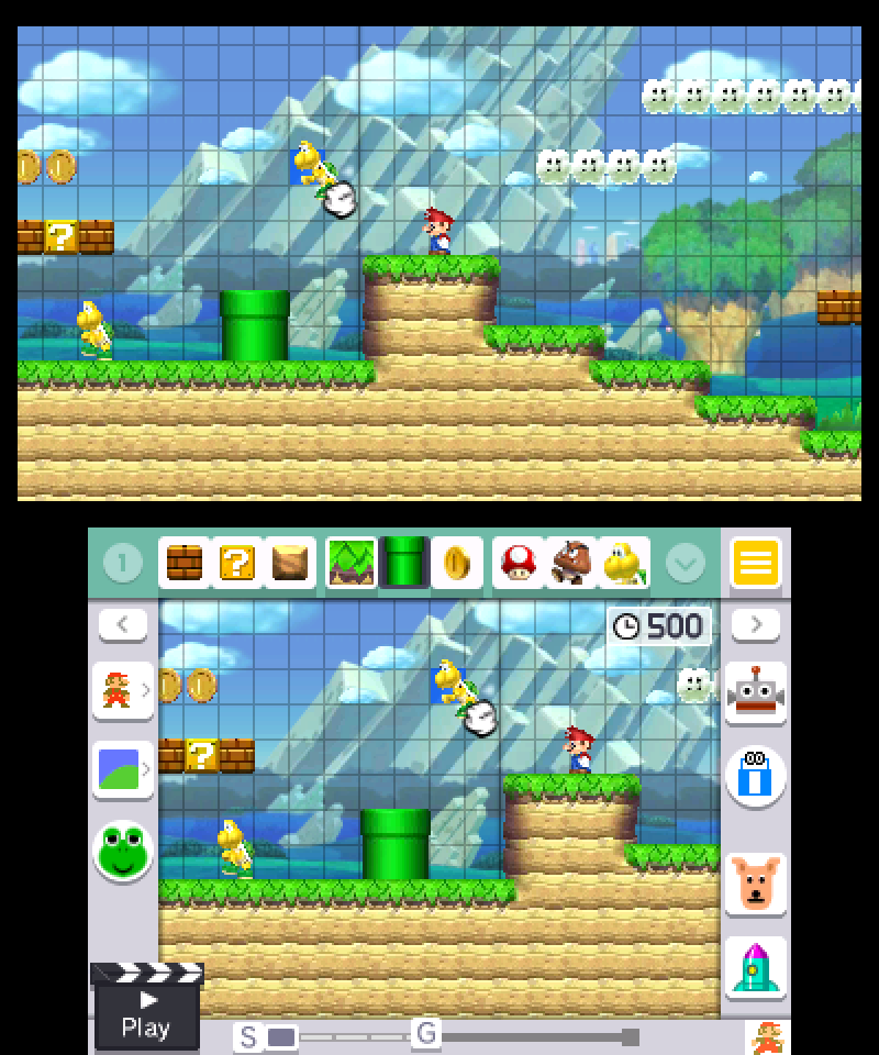 Super Mario Maker For 3ds Review Aol Games