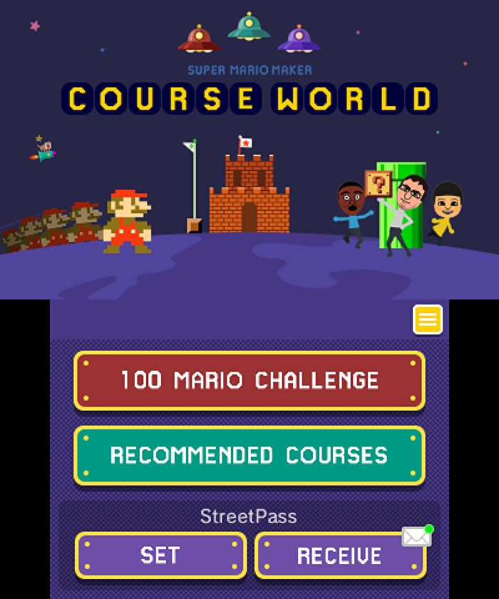 Now, here's the real surprise: Super Mario Maker for 3DS manages to be ...
