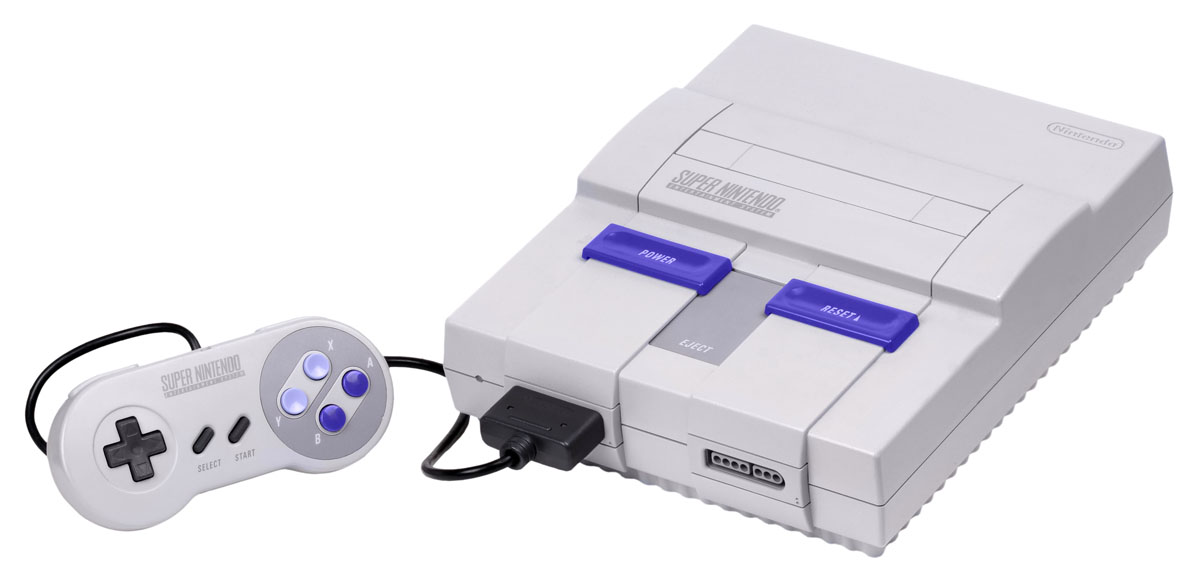Two snes classic edition game collections we would like to see usgamer - Super nintendo classic game console ...