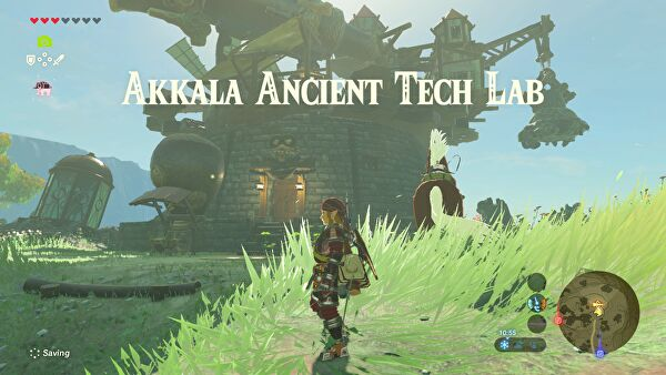 Zelda breath of the wild best armour ancient armour robbies before you set off to akkala then you need to speak to purah back in the hateno ancient tech lab and get to the point where you show her a photo of sciox Choice Image