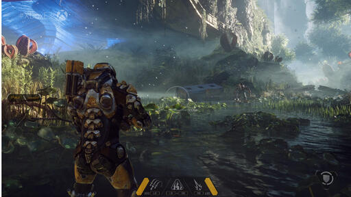 Is Anthem's E3 reveal the real deal on Xbox One X