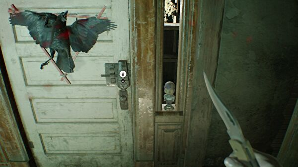 6) Main House B1 Processing Area On the northern side of the Snake Door. & Resident Evil 7 Mr Everywhere statue locations to unlock the Mr ...