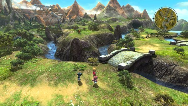 Beautifully Crafted Ni no Kuni II: Revenant Kingdom coming to PS4 & PC