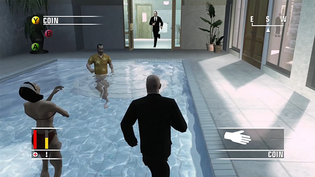 Hitman Kill Quiz Decides Who is Head Hitman at Outside Xbox