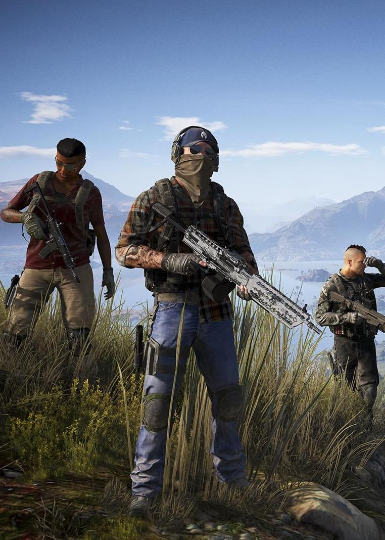 Ghost Recon: Wildlands was the UK's best-selling game of ...