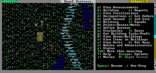 Learning to love Dwarf Fortress, gaming's deepest simulation