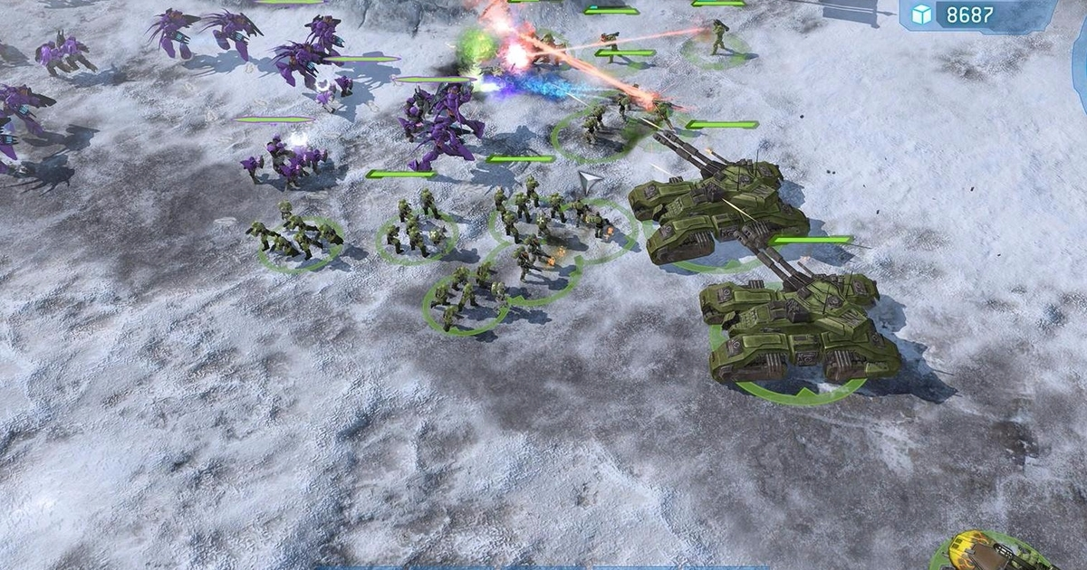 Halo Wars: Definitive Edition comes out on Steam this week