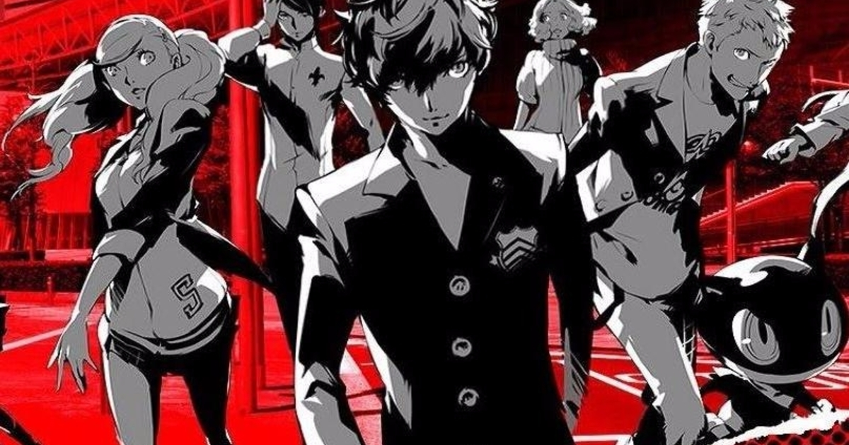 Is Persona 5 on PS4 actually a 1080p remaster?