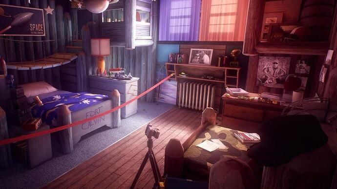 What Remains of Edith Finch is great on PC, needs work onPS4