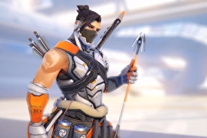 Overwatch celebrates first anniversary with skins, dances and three new arena maps