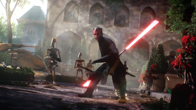 7 Battlefront 2 Moments That Were Deeply Cool at E3 2017