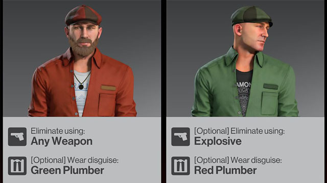 Mario and Luigi Make Our Hit List in This Hitman Contract