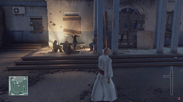 Scissor Rampage Seems Like Overreaction in Hitman Contract