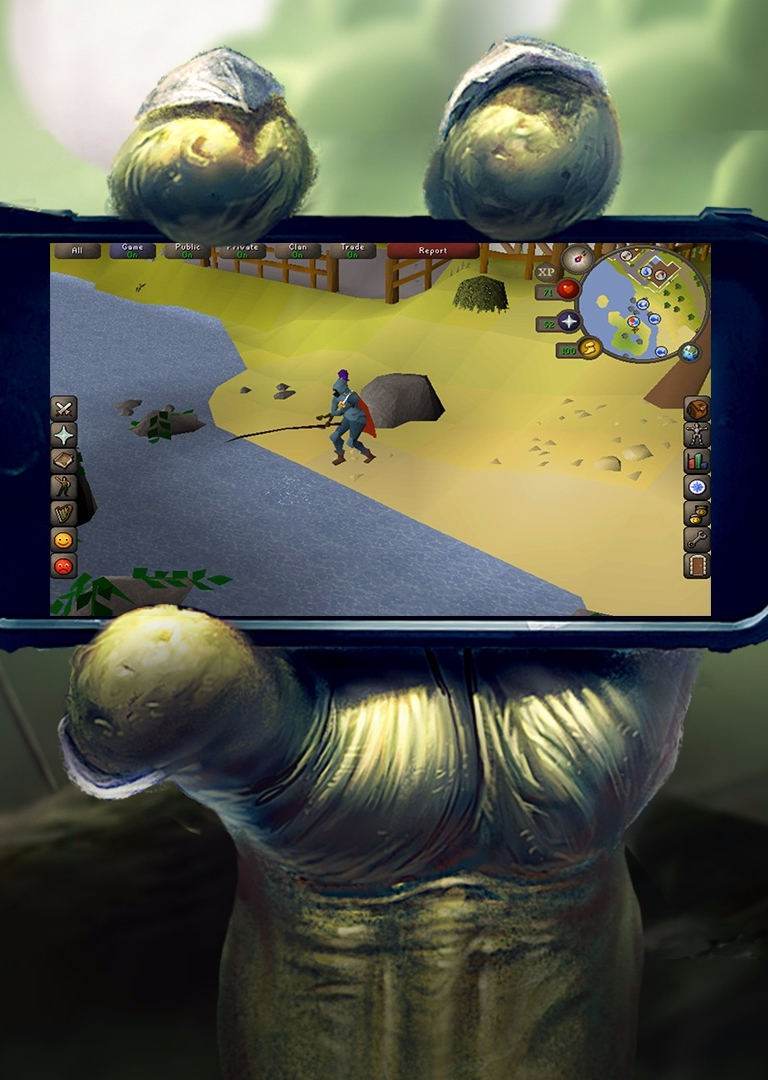 Jagex: RuneScape on mobile will make the MMO a