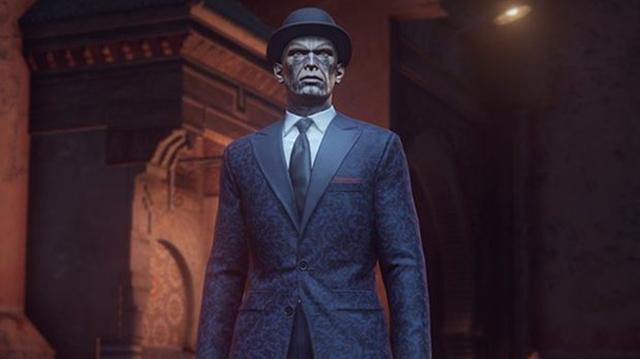 Hitman's Final Elusive Target Has Silly Name, Face Tattoos