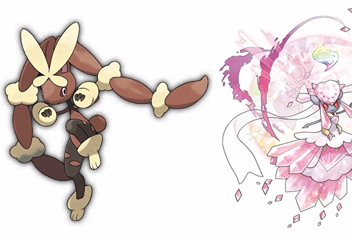 Pokemon Sun And Moon Mega Gardevoir Gallade Diancie And Lopunny Download Codes For Gardevoirite Galladite Diancite And Lopunnite Eurogamer Net