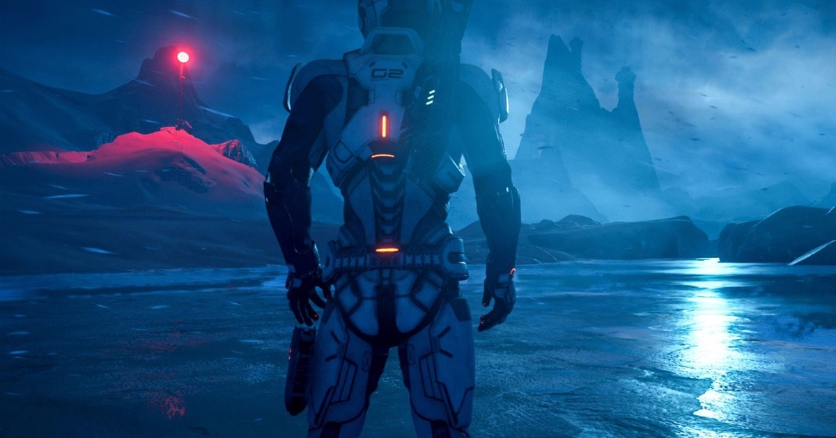 Mass Effect Andromeda Is Heavily Discounted On Xbox One