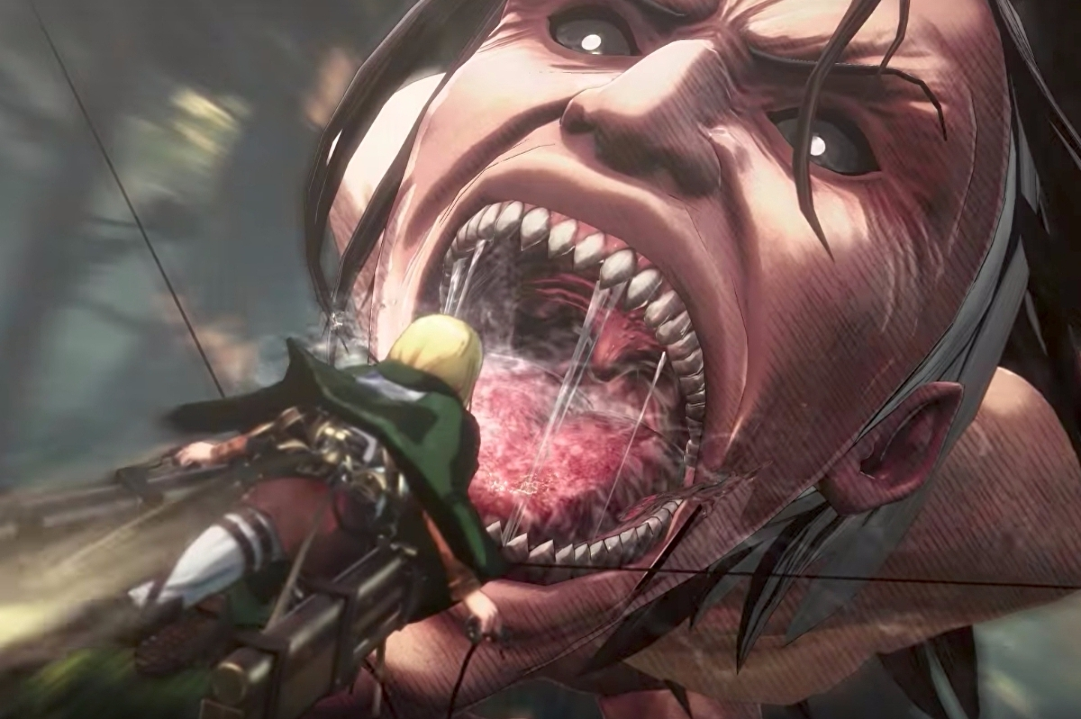 Attack on Titan: Wings of Freedom is getting a sequel ...