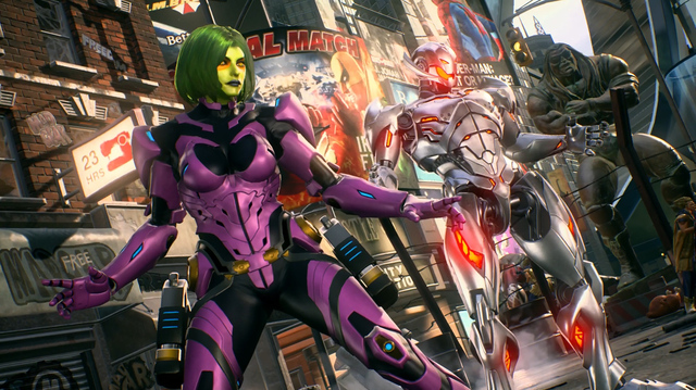 We Put New Marvel vs Capcom Infinite Fighters Through Their Paces