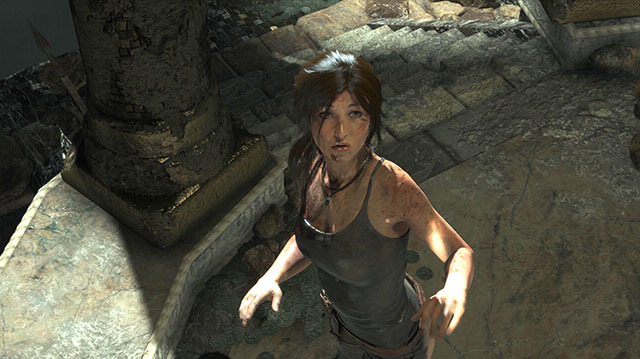 Rise of the Tomb Raider Goes 4k in Xbox One X Enhanced Version Gameplay