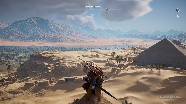The 6 Coolest Things We've Done So Far in Assassin's Creed Origins