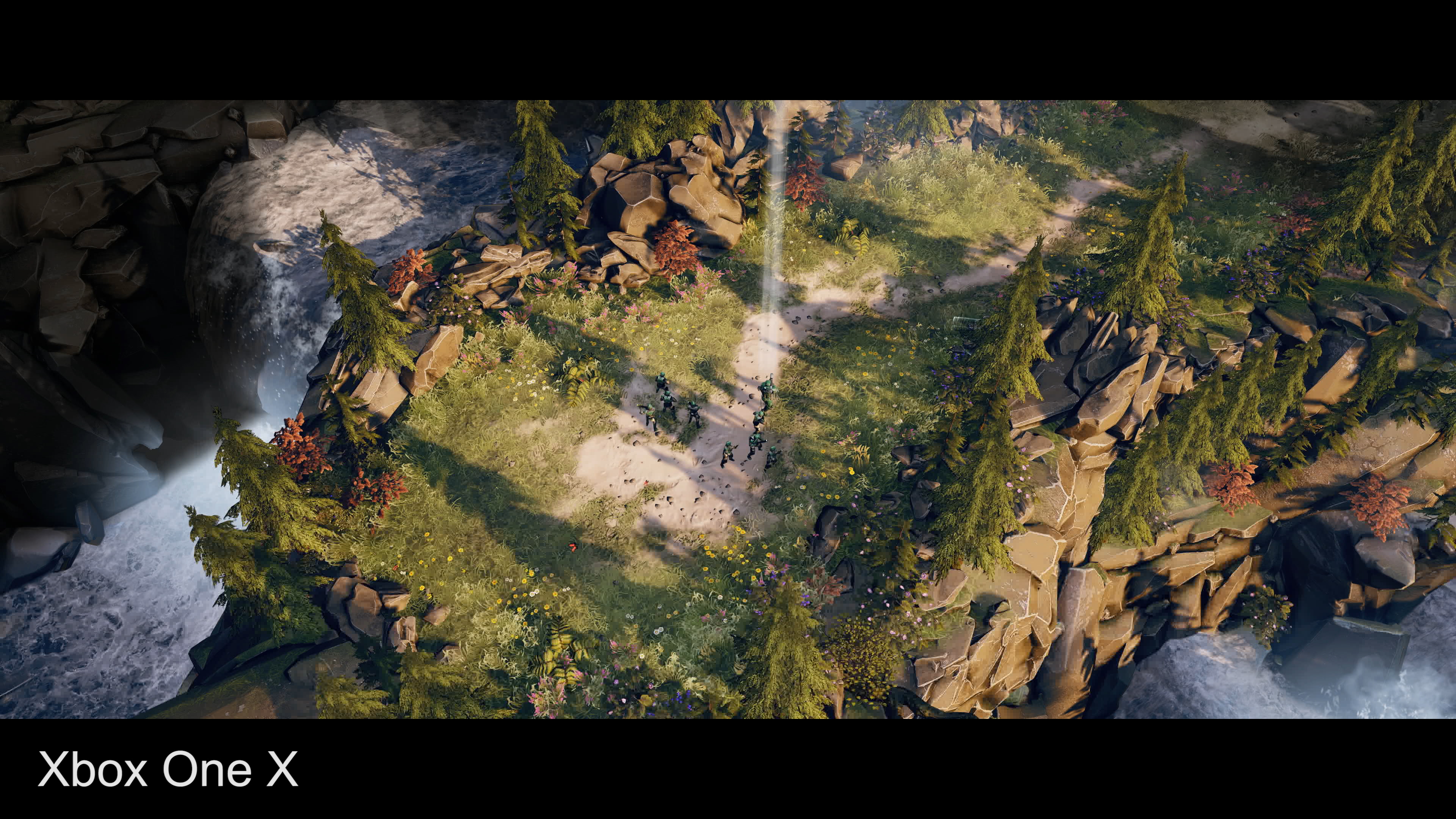 Halo Wars 2: how Xbox One X compares to base hardware and PC