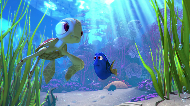 Pixar Adventure Rush Adds Finding Dory World for Xbox One X