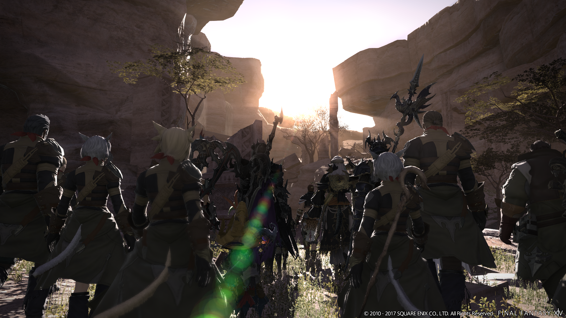 Final Fantasy XIV: Closing in on peak WoW | GamesIndustry biz