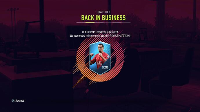 c1fcc2827 FIFA 18 The Journey  Hunter Returns Chapter 2 - Back in Business ...