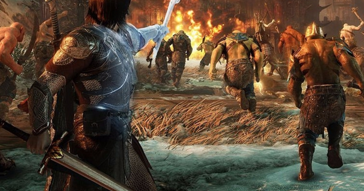 xbox one x shadow of war shows profound improvements over