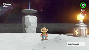 Super Mario Odyssey - Dark Side of the Moon and how to