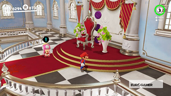 Super Mario Odyssey Purple Star Coin Locations How To