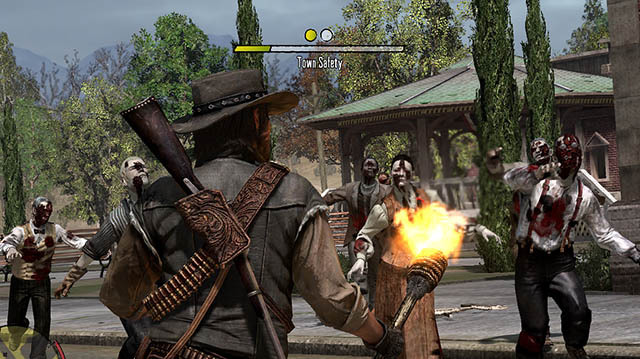 Let's Play Red Dead Redemption: Marston Monday Becomes an Undead Nightmare