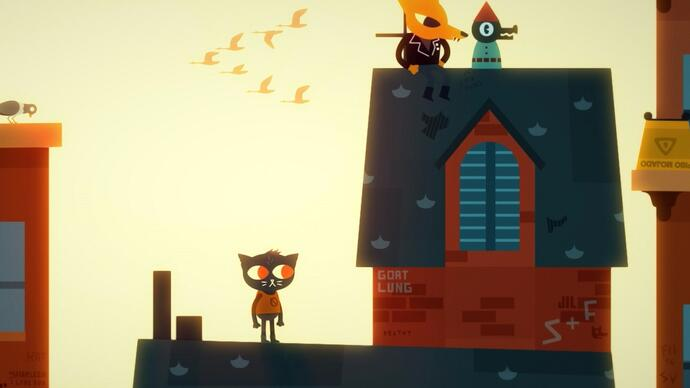 Night in the Woods is getting a free Director's Cut update inDecember
