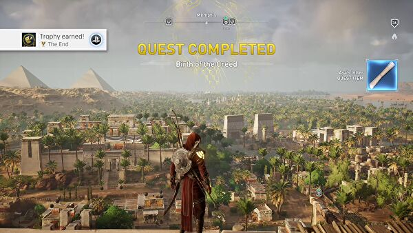 assassin creed origins how to get into tomb of khufu
