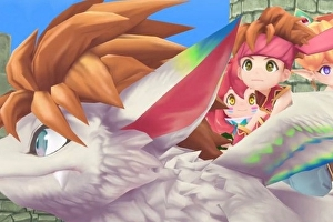 Here's the Secret of Mana remake's spruced up opening movie