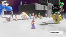 Super Mario Odyssey - Darker Side, Culmina Crater and how to