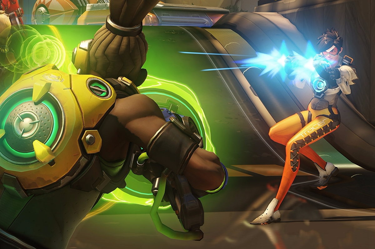 You can download and play Overwatch for free next weekend on