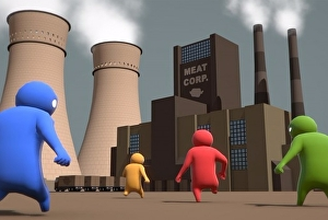 Gang beasts release date in Melbourne